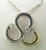 For You Designs by Deborah Birdoes - Sterling Silver Pendants